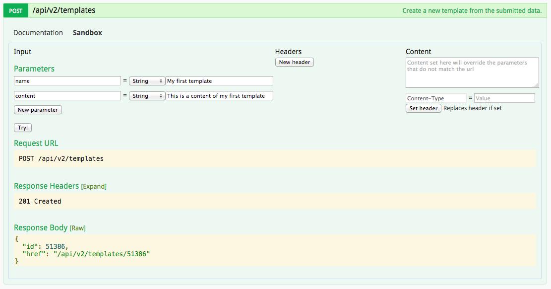 TextMagic SMS Gateway API Sandbox 5