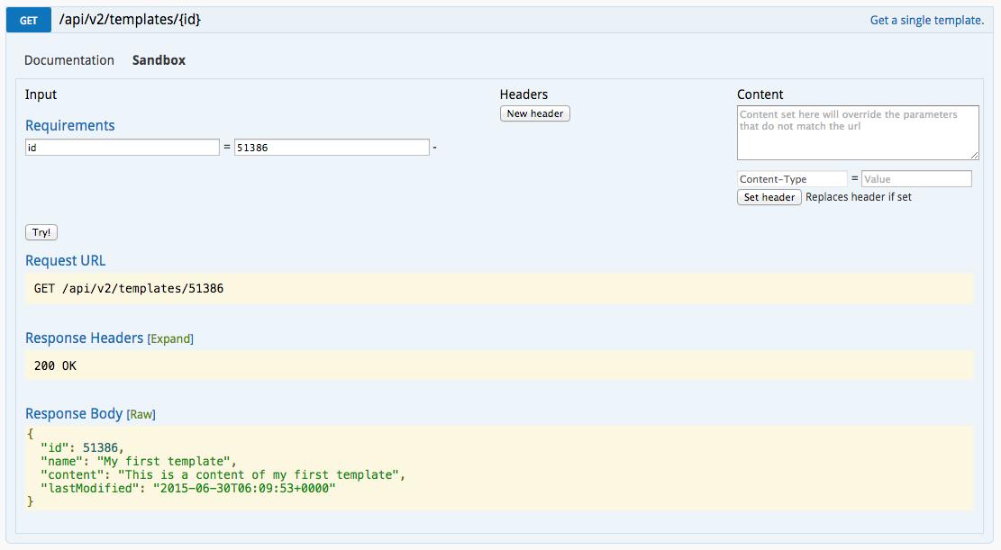 TextMagic SMS Gateway API Sandbox 6