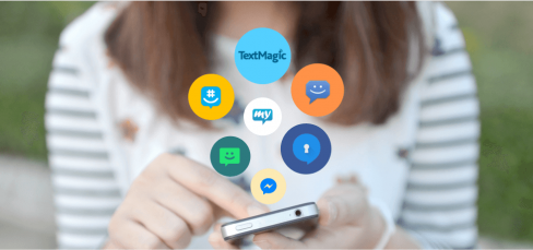 Texting for Business Communication: 14 SMS Apps Featured Image