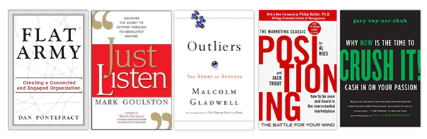 Must read in 2016: 5 books that help you grow your business.
