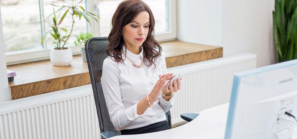 Online Text Messaging