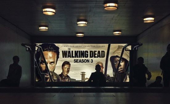 Cinema Walking Dead Season 3