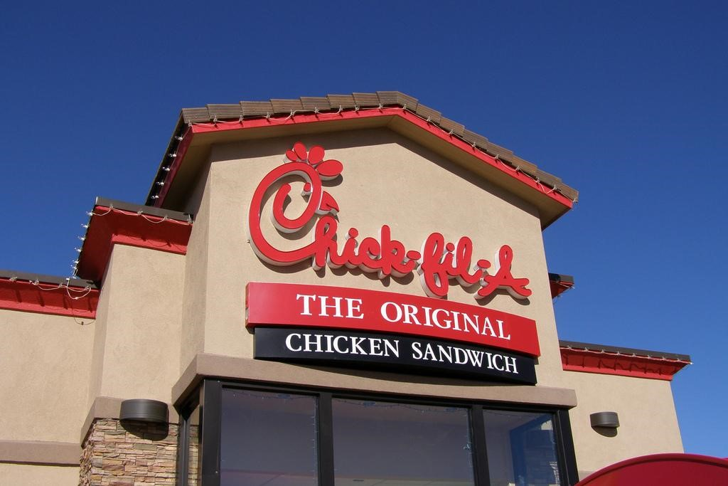 Chick-fil-A's house, the original chicken sandwich