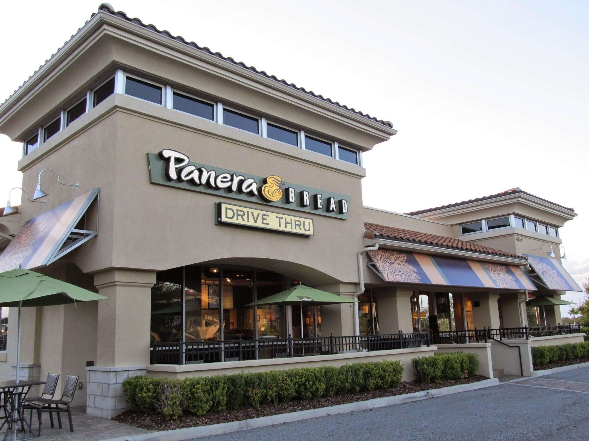 Panera Bread house