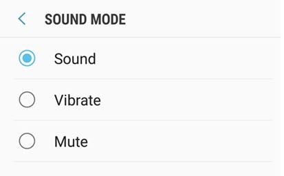 How to turn off vibration alerts on Android phone